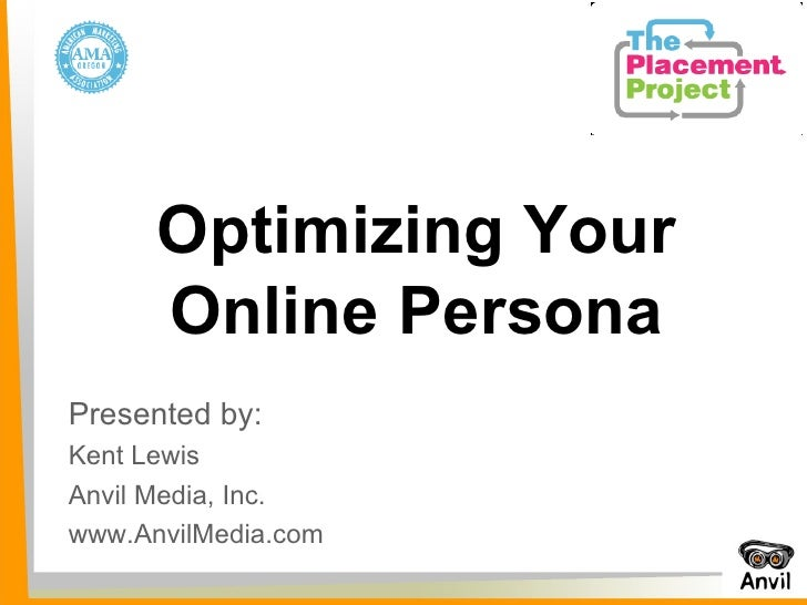Anvil Online Persona Optimization 0609