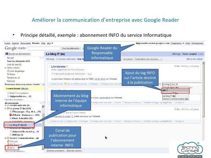 am u00e9liorer la communication dans l u2019entreprise avec google