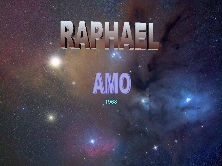 RAPHAEL AMO 1968