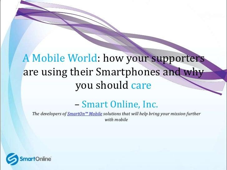 A mobile world   whitepaper highlights