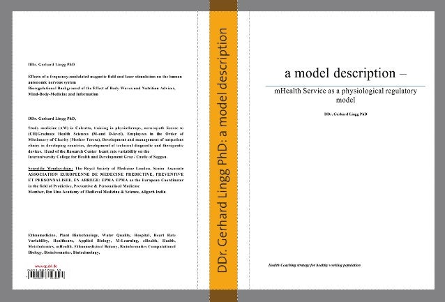 A model description                                 ISBN 978-3-8442-7074-7
