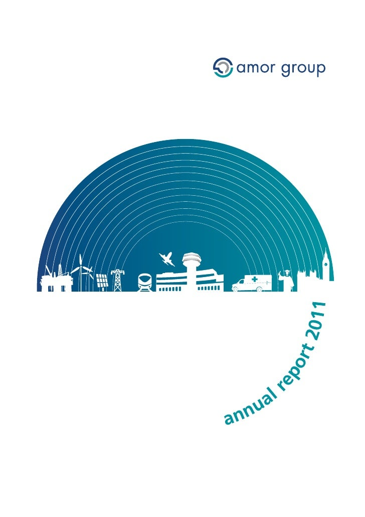 Amor Group Annual Report 2011