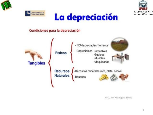 amortizacion y depreciacion pdf