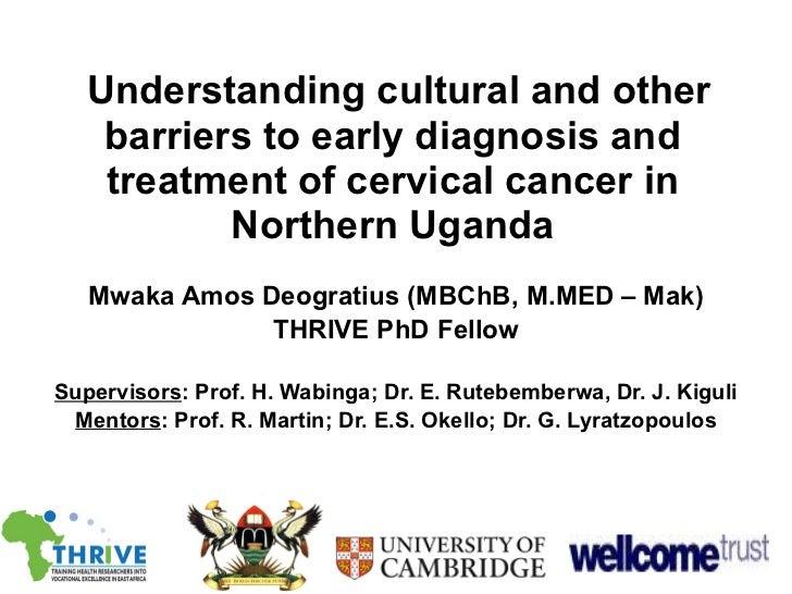 Session 3: Amos Deogratius Mwaka