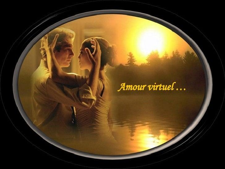 Amour virtuel …