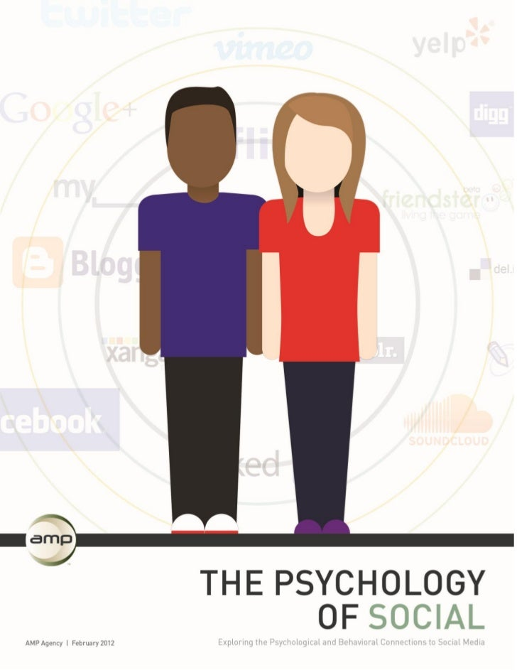 Amp Agency - The Psychology of Social - February 2012
