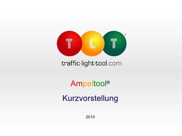Am pel tool ® Kurzvorstellung 2010