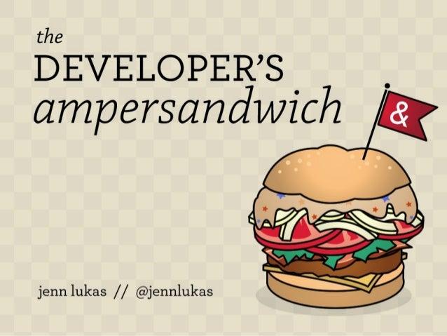 Successful Web Typography - The Developer's Ampersandwich