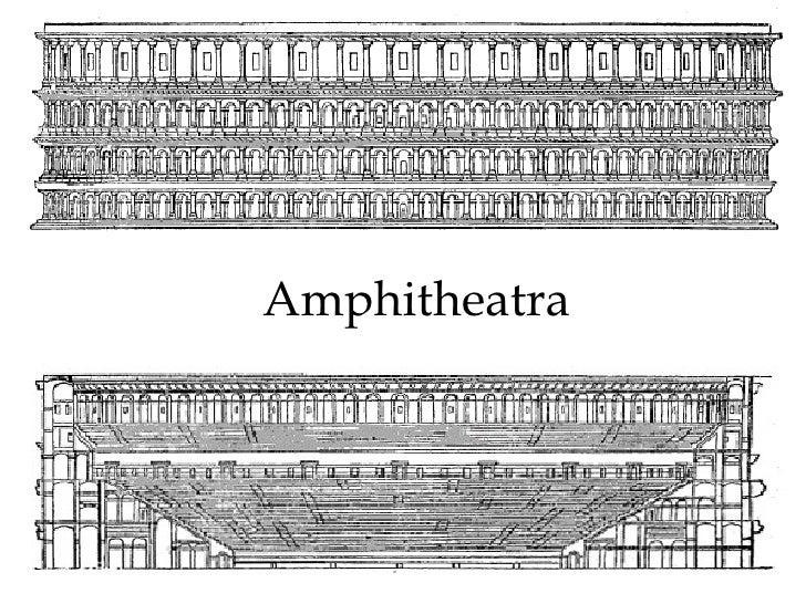 Amphitheatra