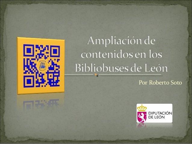 Por Roberto Soto