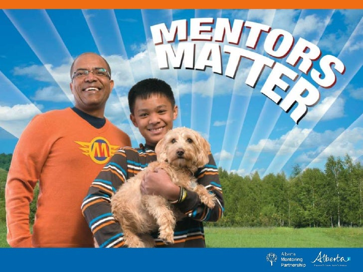 Mentoring Matters - Alberta Mentoring Partnership