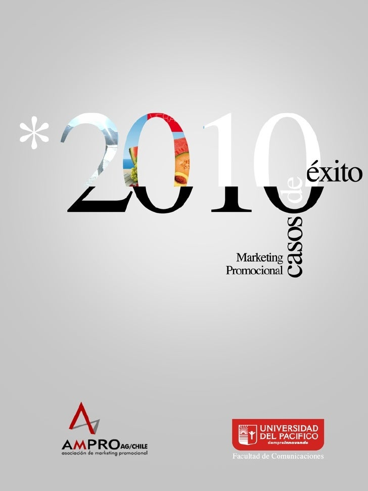 Marketing Promocional - Casos de éxito 2010