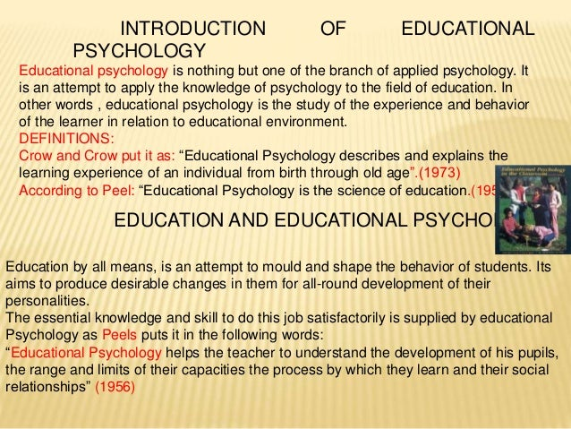 thesis in educational psychology Essay on research masters thesis in educational psychology homework help for government us argumentative essays on cyber bullying.