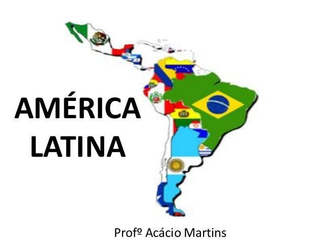 Cap. 14 - América latina