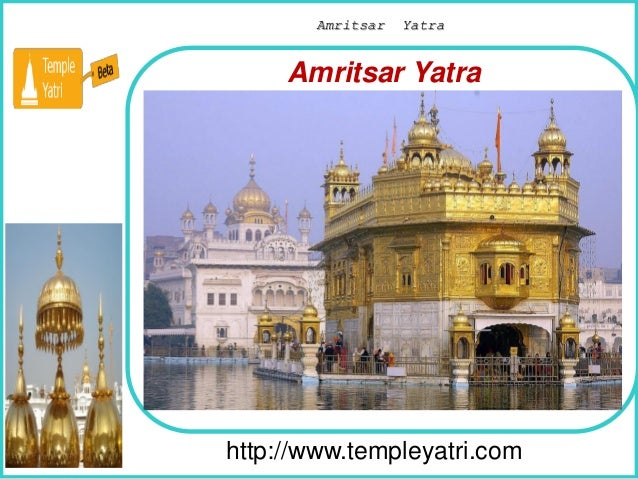 Amritsar yatra India
