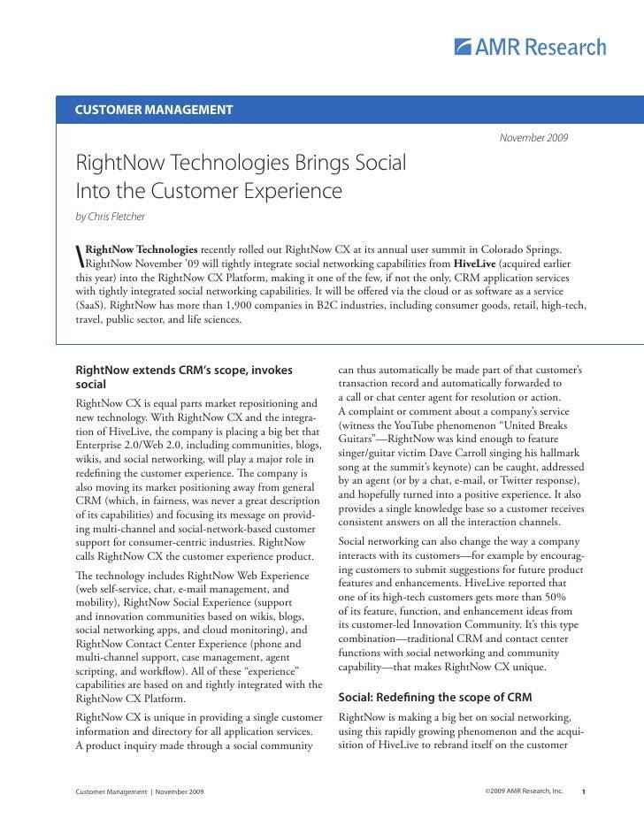 customer management                                                                                                   Nove...