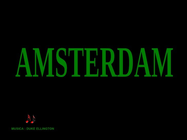 AMSTERDAM MUSICA : DUKE ELLINGTON