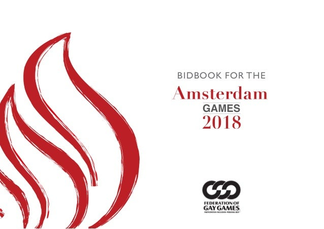 Amsterdam Games 2018 bidbook