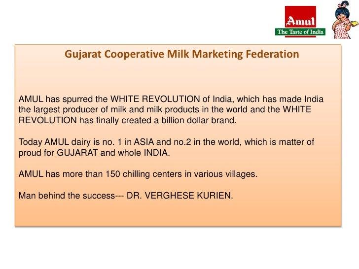 gujarat cooperative milk marketing federation limited Gujarat: haryana: himachal pradesh  gujarat cooperative milk marketing federation ltd (gcmmf)  kerala cooperative milk marketing federation ltd milma bhavan.