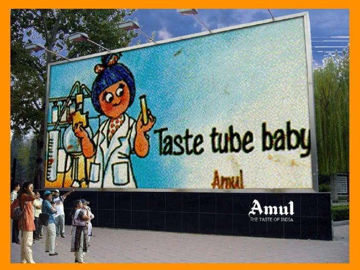 Enduring Brand - AMUL
