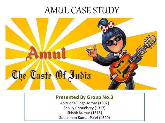 amul diversification Through amul is the market leader in the category they should not discount the importance of technology and diversification globalization put a major challenge before amul because number of competitor's with their strong r & d technology are entering into india.
