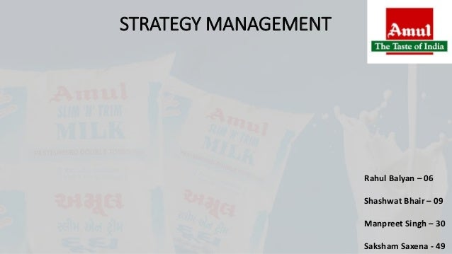 amul porter s five force Strategic analysis on flipkart  we will go for the porter's five force framework and analyze this industry porter's five forces framework.