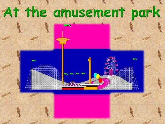 Ferris wheel roller-coaster merry-go-round go-cart cable-car