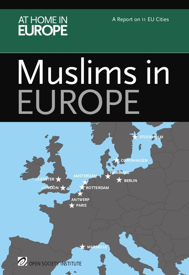 Whether citizens or migrants, native born or newly-arrived, Muslims are a growing and varied population that presents Euro...