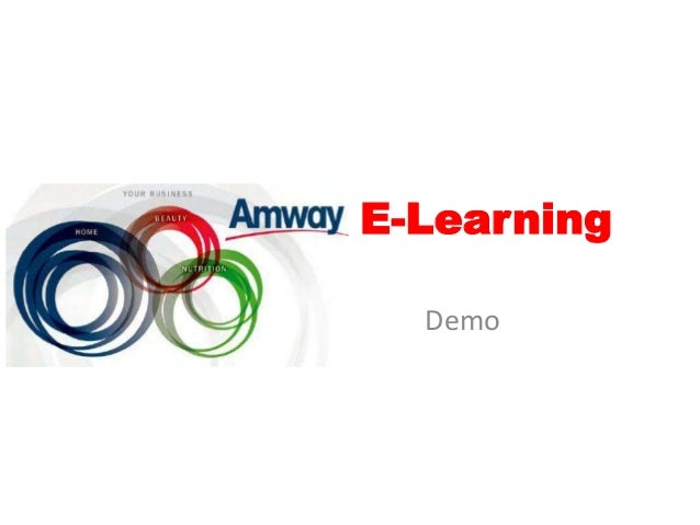 Amway e learning
