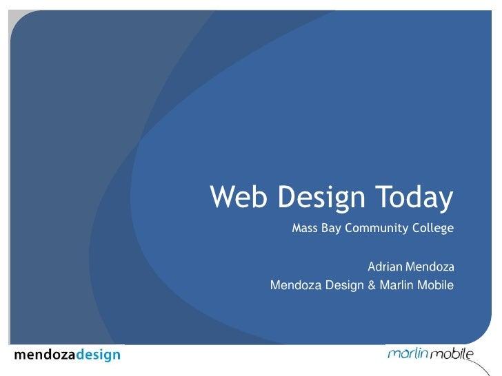 Web Design Today