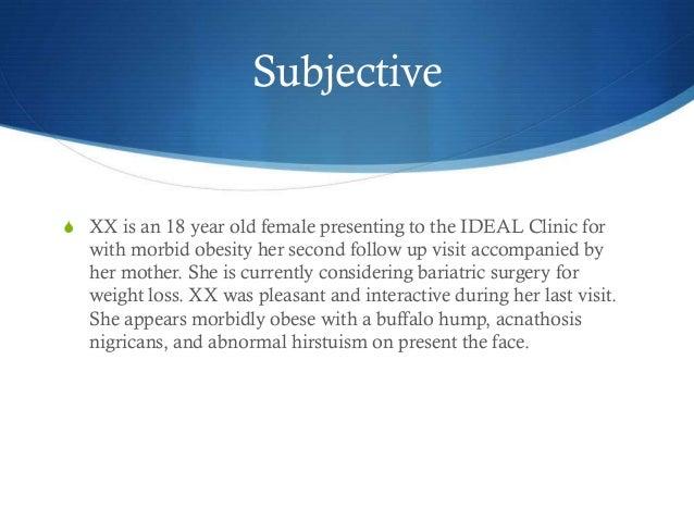 Childhood obesity case study