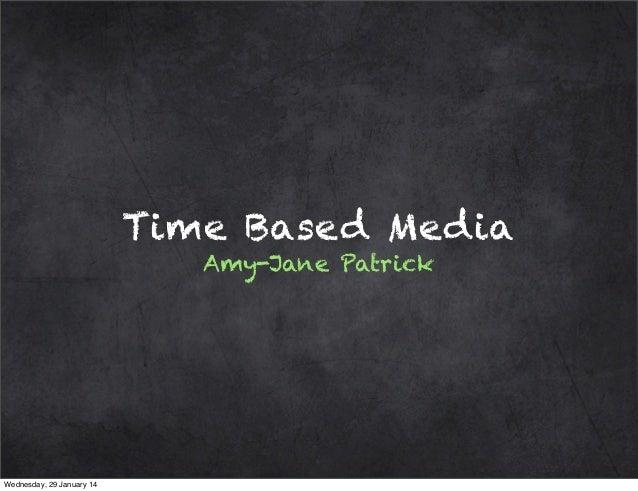 Amy patrick timebased_media_09