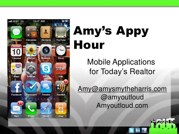 Amys appy hour june 2012