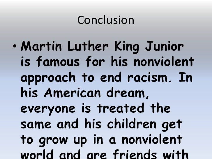 martin luther king american dream essay Martin luther king jr speech analysis - part 2 - african american essay example analysis of martin luther king jr's speech.