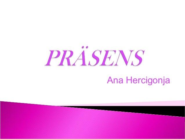 Ana Hercigonja