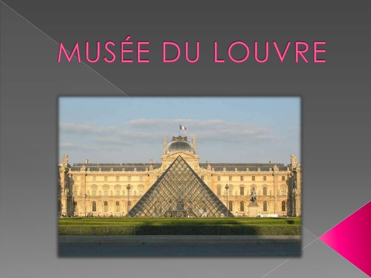 Ana Calcerrada. Le musée du Louvre