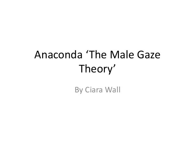 theorizing the male gaze Andrea b rhet 351 fa16 search this site theorizing the body and nature/culture blog male gaze mind/ body dualism.