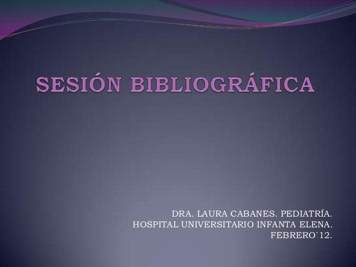 Anafilaxia y rt pcr. sesión bibliográfica. laura cabanes