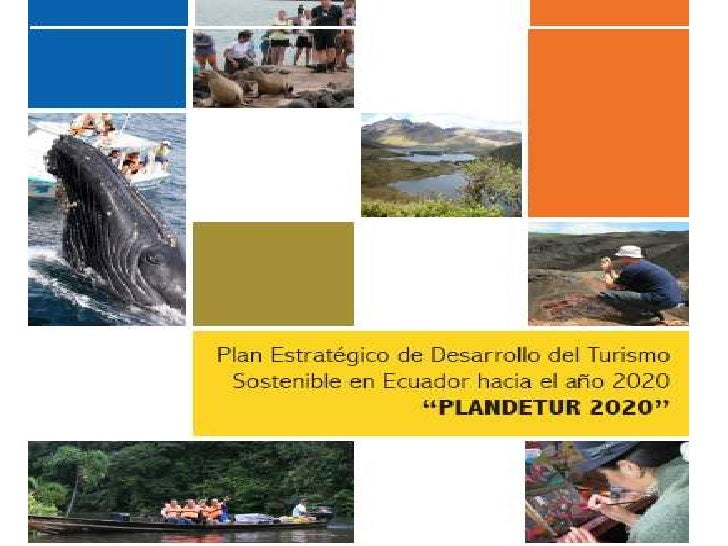 PLANDETUR 2020