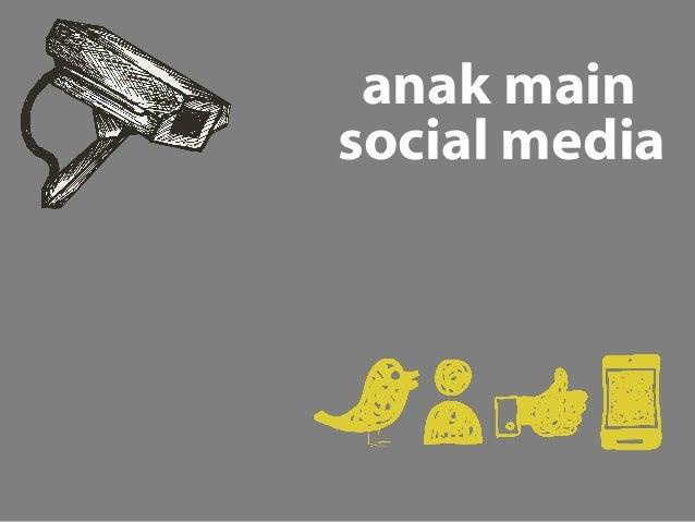 anak main social media