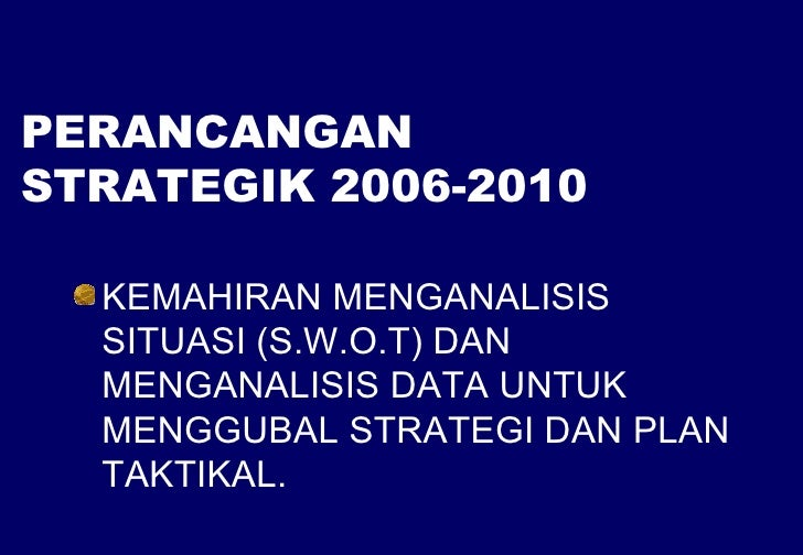 Analisa data maklumat dan analisa swot