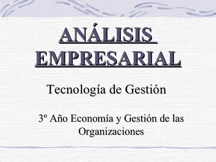 Analisis Empresarial  La  Serenisima