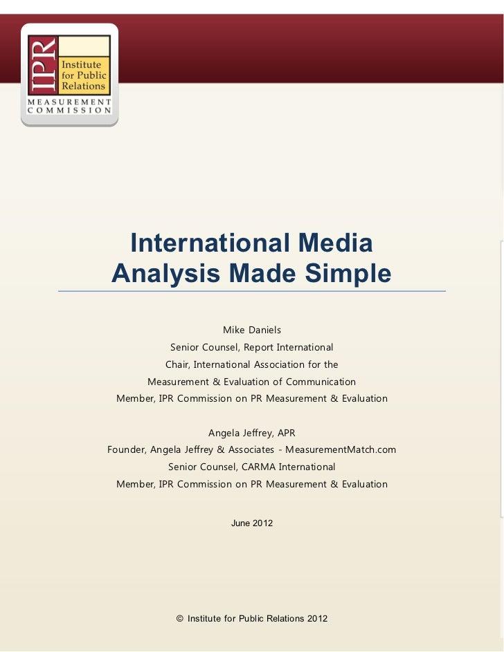 Analisis medios-online-internacional