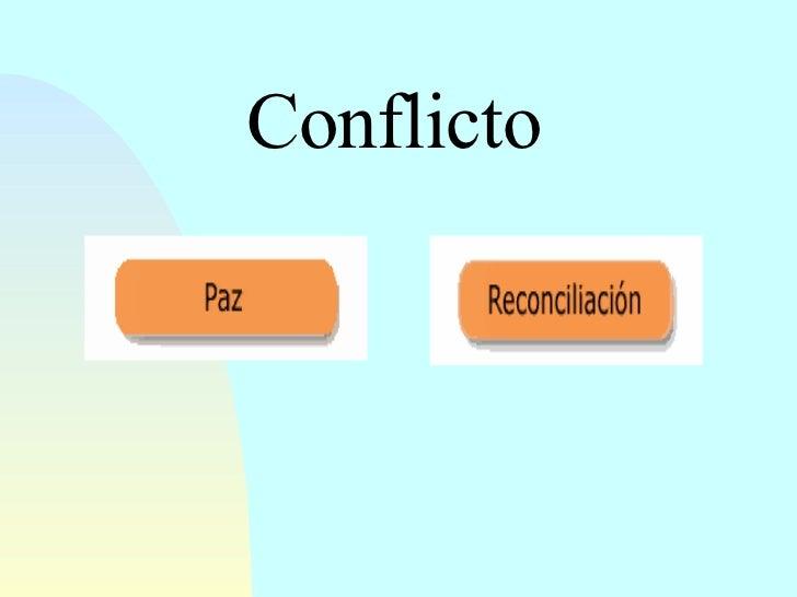 Relaciones Personales Y Manejo De Conflictos   2017-2018  of Termino de conflicto 2016 2017