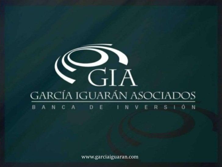 Ing. Silvia R. Iguarán L.   www.garciaiguaran.com   1