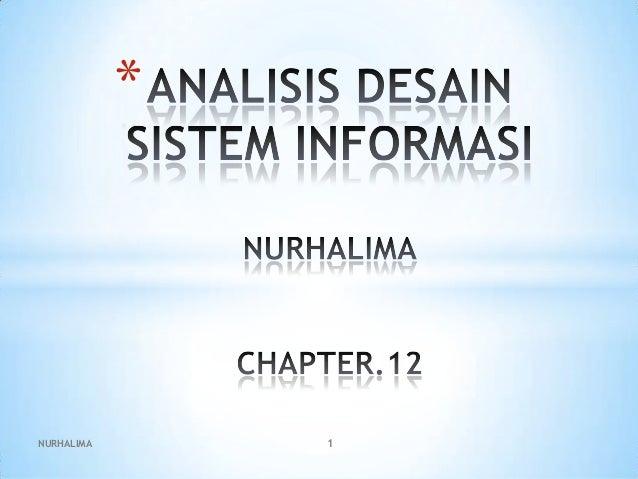 *NURHALIMA       1