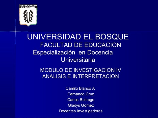 Analisis e interpretacion abril 1 2014 fci