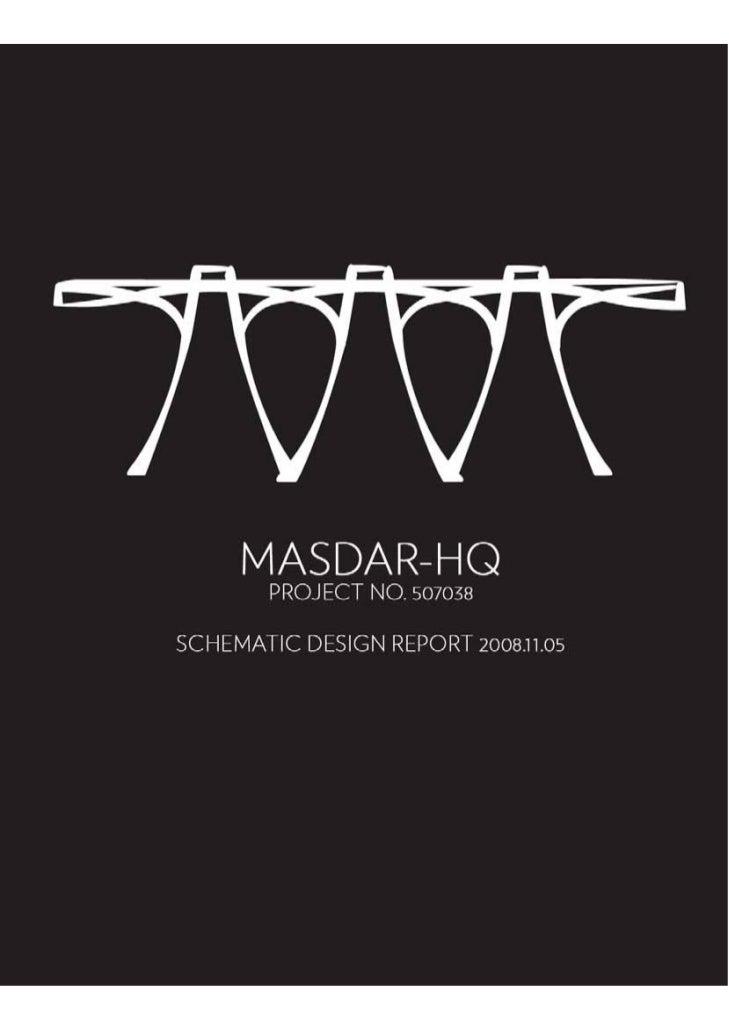 Analisis esquemático del_diseño_edificio_masdar