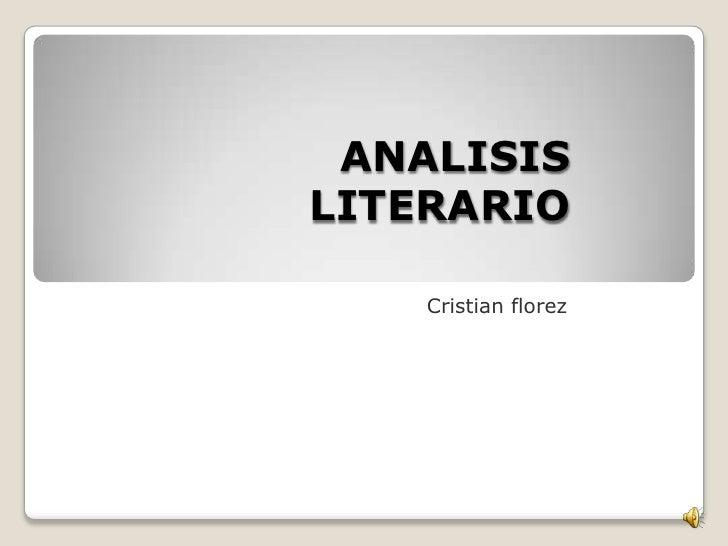 Analisis  literario (1) (1)