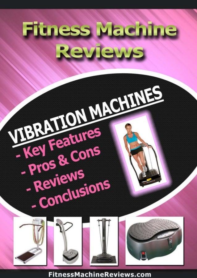 whole vibration fitness machine reviews